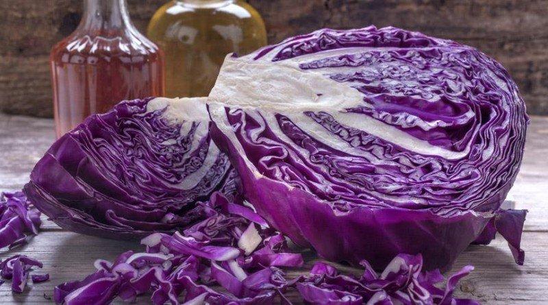 красная капуста, овощи, здоровье, полезные свойства, польза, советы, цвет