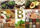 продукты_витамин В