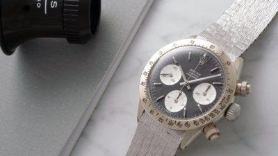 Унікальний годинник виставили на аукціоні