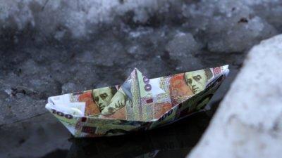 Украинская валюта станет памятником