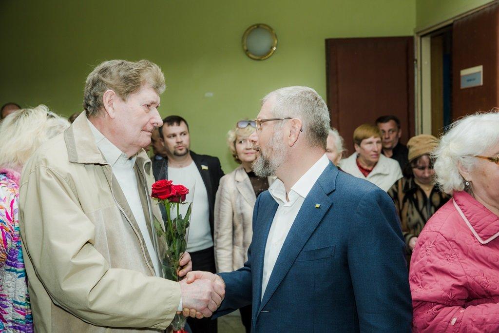Александр Вилкул_ЮЖМАШ