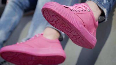 кроссовки из жвачки