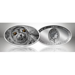 овальная монета