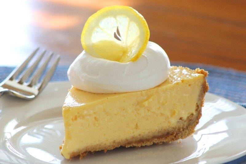 рецепты_лимонный пирог