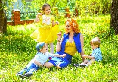 Екатерина Хрузина: «Быть мамой — это самое огромное счастье в жизни»