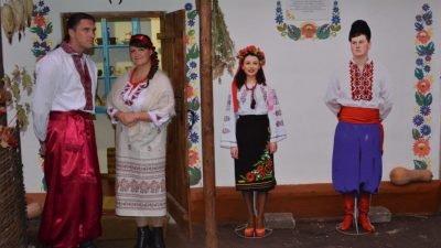 Павлоград музей украинская усадьба