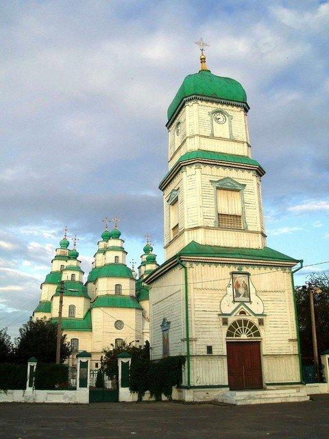 Троицкий собор_Новомосковск