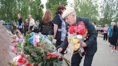 Ветеран Великой Отечественной Василий Горбунов
