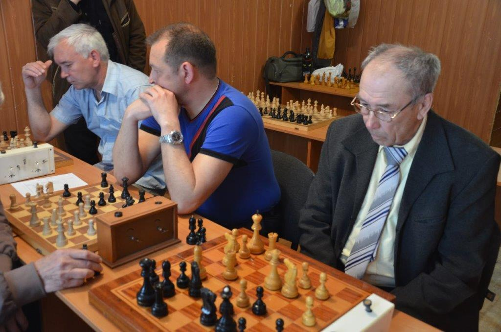 Золотые шахматисты ШУ Павлоградское