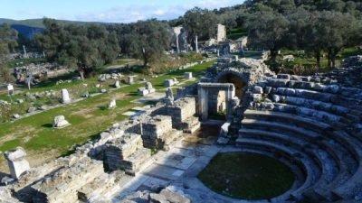 древний город_Турция