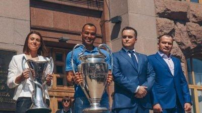 два трофея_Лига чемпионов
