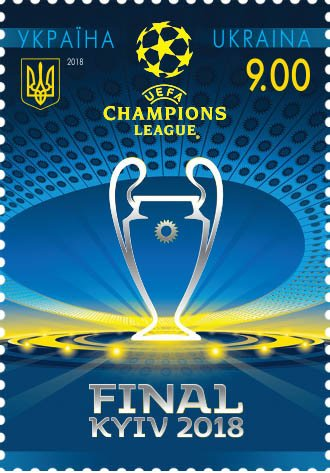 марка_Лига чемпионов УЕФА
