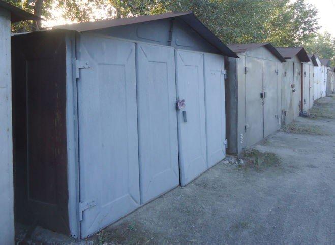 Металлический гараж законно купить гараж в самаре на олимпийской
