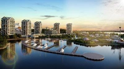 «Дом – мост» и «Bartolomeo Resort Town» - две идеи, одно воплощение
