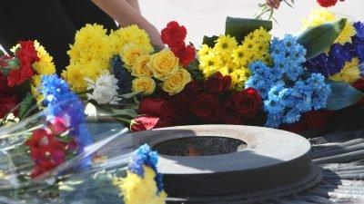 Шана усім, хто боровся і продовжує боротися за мир в Україні