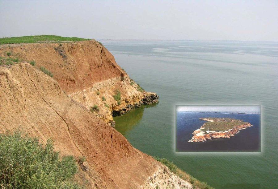 Острів Березань