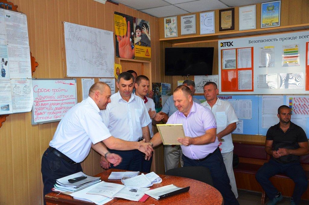 Руководство предприятия поздравляет коллектив УПР1 с выполнение плана на...