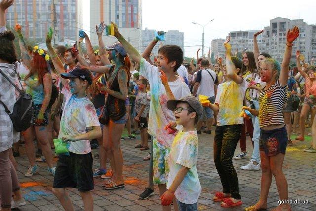 фестиваль Колорфест_Днепр