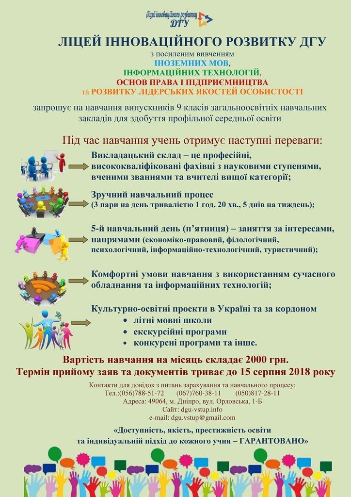 гуманітарний університет_ліцей