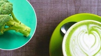 кофе из брокколи