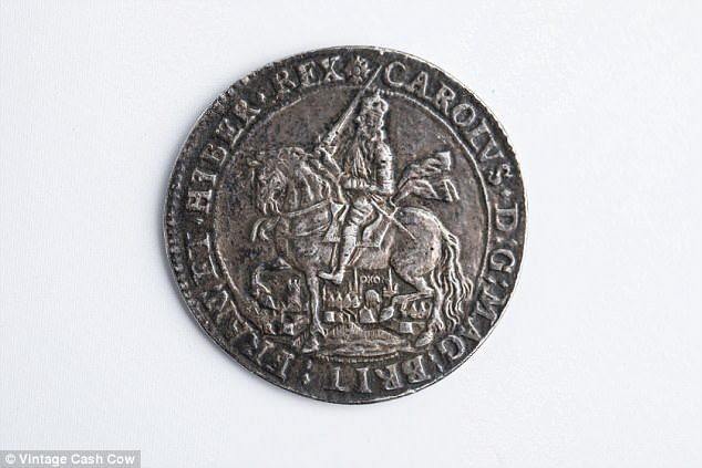 ценная монета_Великобритания