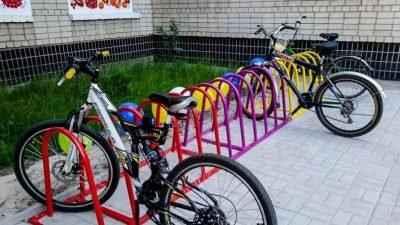 велопарковка_Павлоград