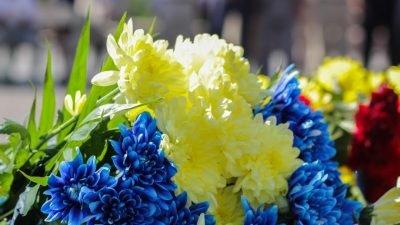 На Дніпропетровщині вшанували пам'ять жертв війни (Фото)