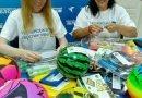 Фонд Вилкула продолжает поддерживать детский лагерь, в котором отдыхают дети-сироты