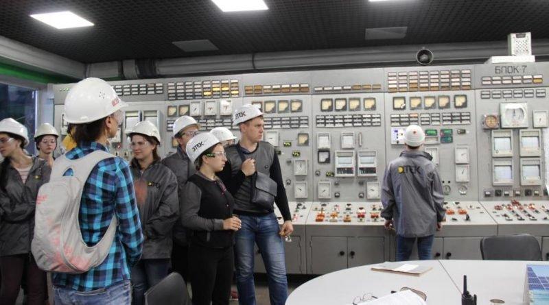 Экологи посетили Приднепровскую ТЭС