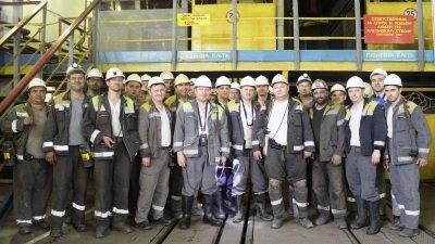 Комиссия по приемке лавы с представителями участка №1_1