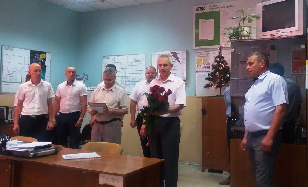 ШУ Терновское бригада Фоменко