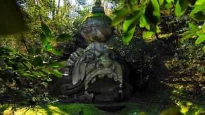 Сад чудовищ