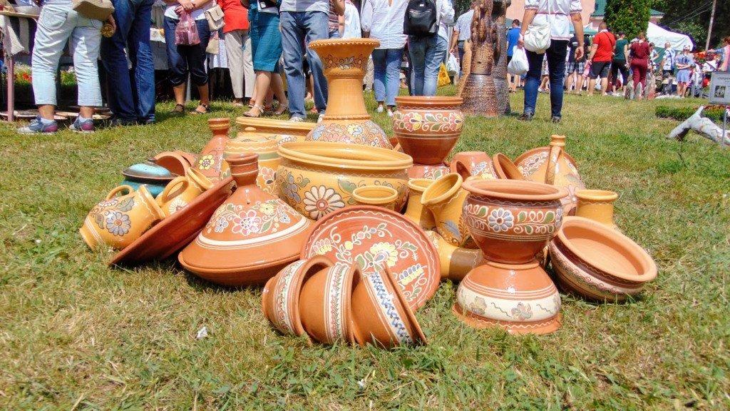 фестиваль гончарства_Полтавщина