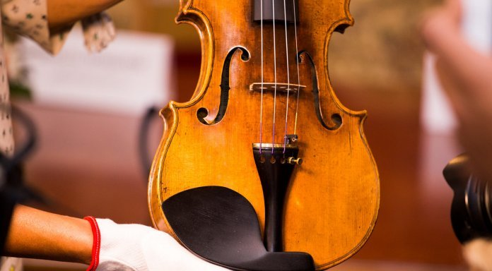 скрипка Моцарта