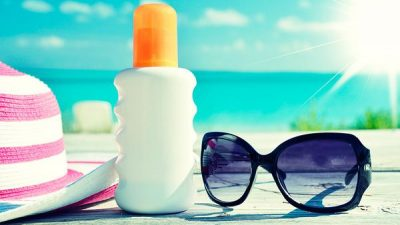 сонцезахисні засоби