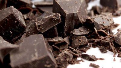 темний шоколад