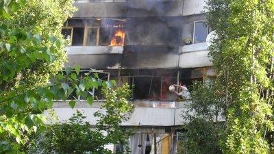 трагедия в Днепре_взрыв