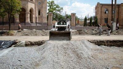 У Дніпрі на реконструкцію вулиці витратять мільйони
