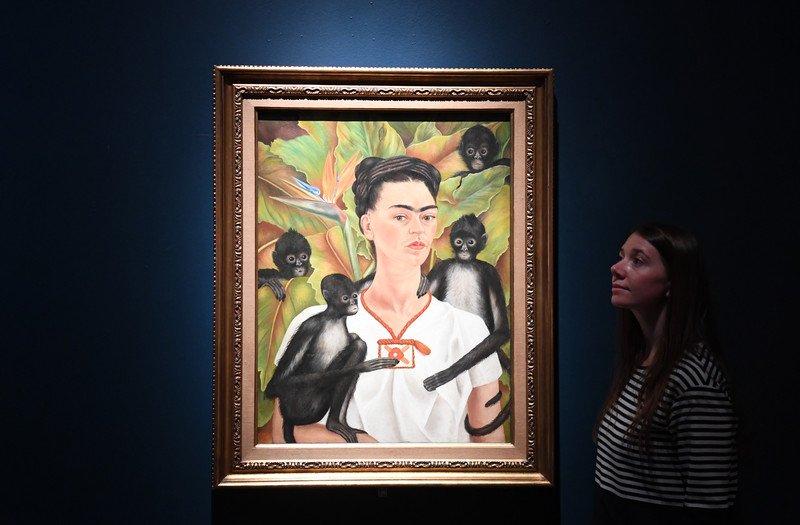 выставка_Фрида Кало
