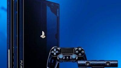 компания Sony_приставки
