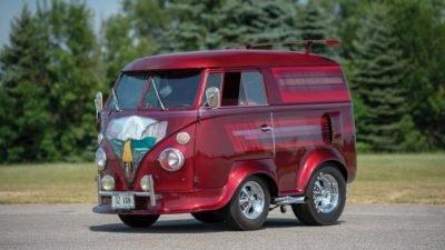 миниатюрный автобус