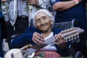 найстаріша жінка