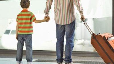 правила выезда детей