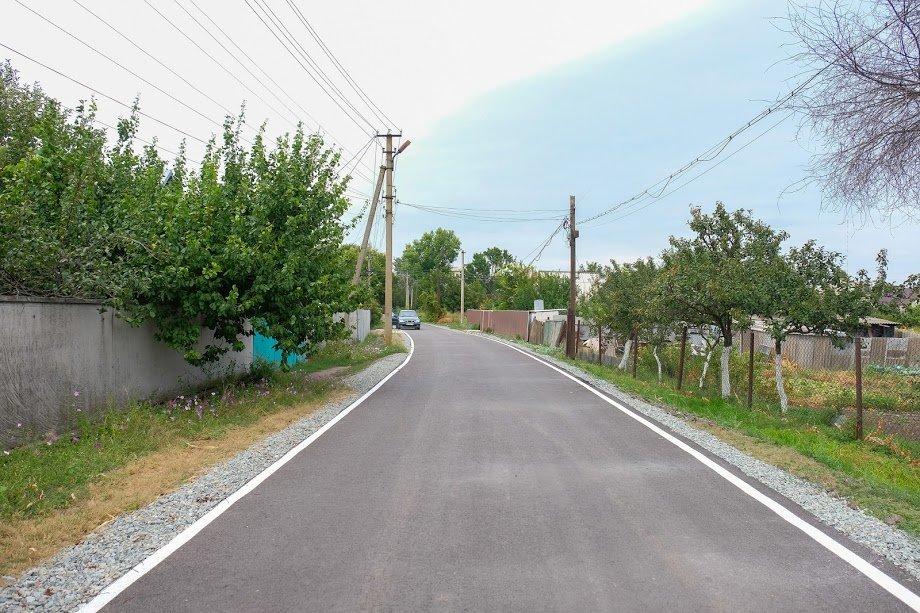 вулиця Набережна в Юр'ївці