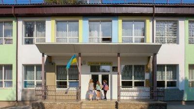 Після модернізації Ляшківська школа буде енергоефективною