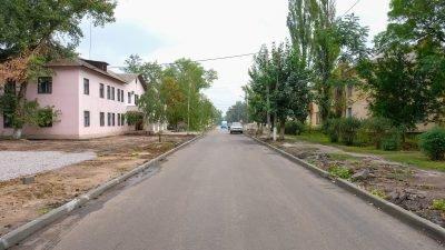 У Покрові до кінця року відремонтують чотири вулиці