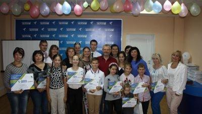 Александр Вилкул наградил победителей творческих конкурсов