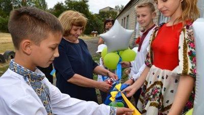 Открытие студия культуры и искусства в Петропавловской школе 1