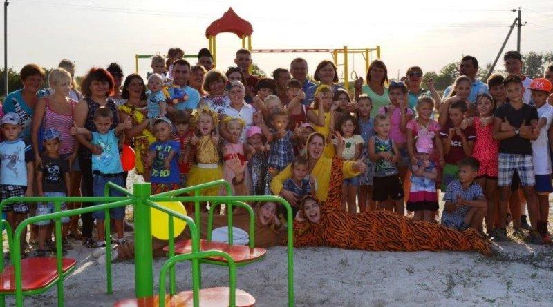 ''Солнечные забавы'' объединили дружную команду инициативных жителей