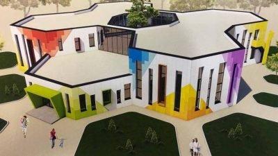 У Іларіоновому будується дитсадок за сучасним європейським проектом